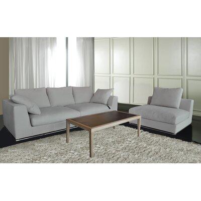 Leonard Reversible Sectional Upholstery: Merinos