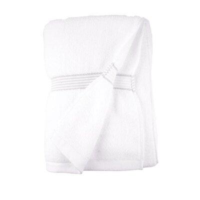 Bath Everplush Performance Core Bath Towel Color: Silver