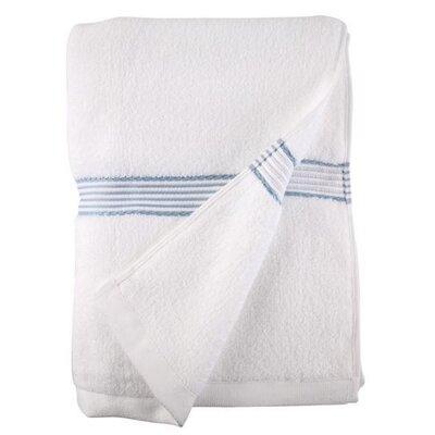 Bath Everplush Performance Core Bath Towel Color: Slate Blue