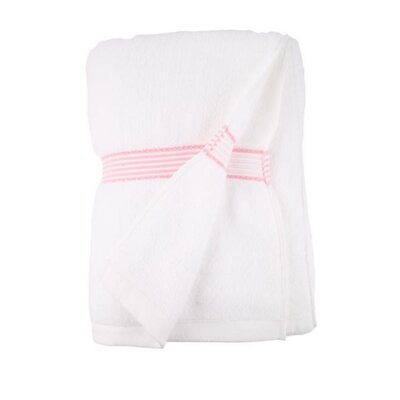 Bath Everplush Performance Core Bath Towel Color: Rose