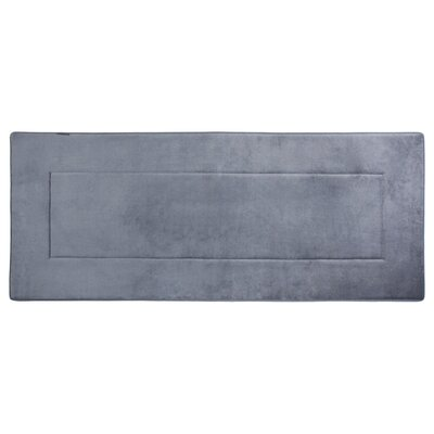 Ultra-Soft Gray Area Rug