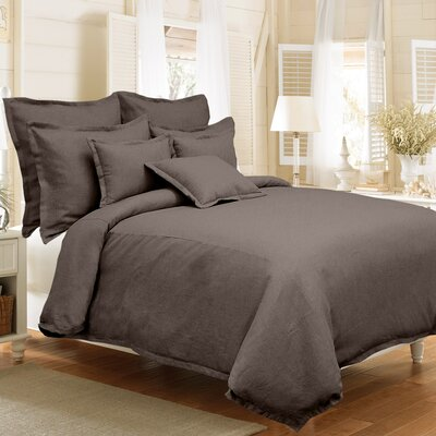 Steinbeck 3 Piece Reversible Duvet Cover Set