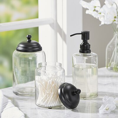 Fielding 3-Piece Bathroom Accessory Set