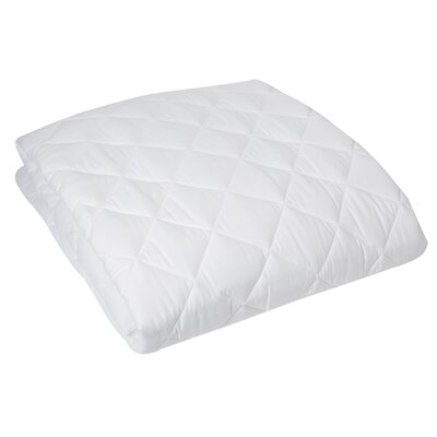 Clarke Hypo-Allergenic Mattress Pad Size: Twin