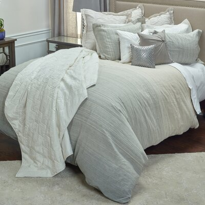 Lawrence Duvet Cover Size: Full/Queen