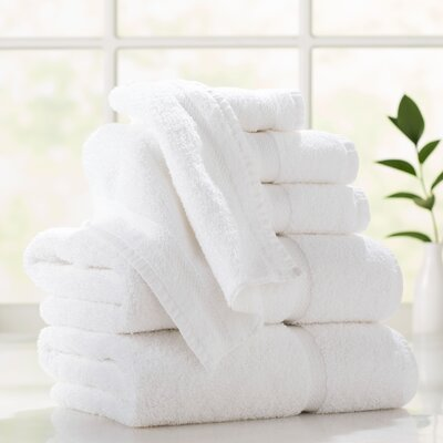 Rivero 6 Piece Towel Set