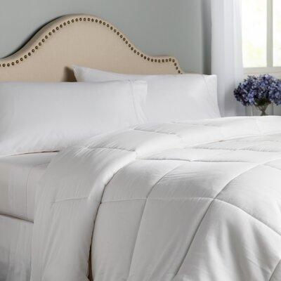 Clarke Hypo-Allergenic Comforter Size: Full / Queen