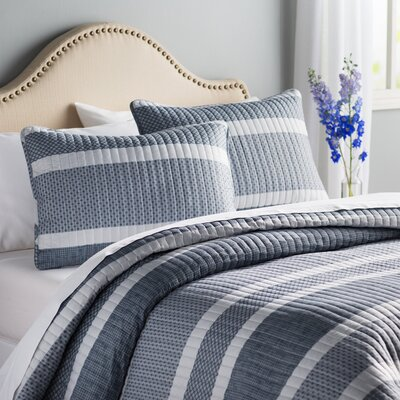Richardson 3 Piece Quilt Set Size: Full/Queen