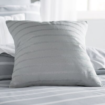 Andersen Metallic Stripe Decorative Throw Pillow