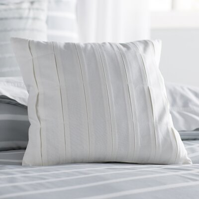 Andersen Kissing Pleat Decorative Throw Pillow