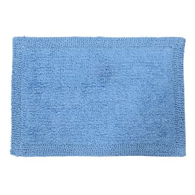 Golding 100% Cotton Bella Napoli Reversible Bath Rug Size: 40