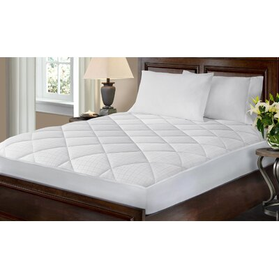 Millay Polyester Mattress Pad Size: King