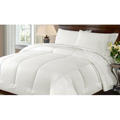 Kingsley Hygro Luxe Comforter Size: Twin