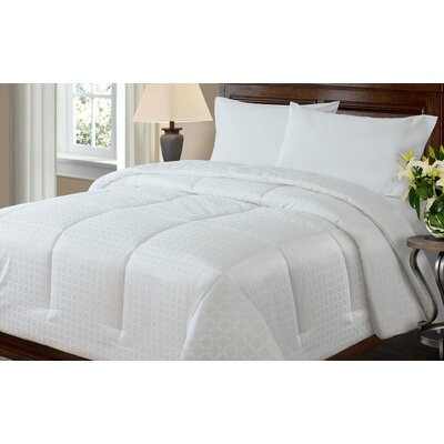 Wadsworth 100% Cotton Comforter Size: Twin