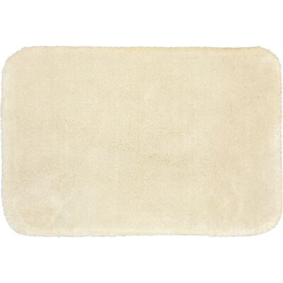 Jude Sauna Bath Rug Color: Ivory