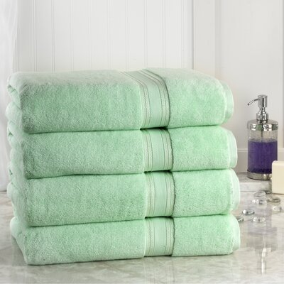 Super Absorb Bath Sheet Color: Soft Jade