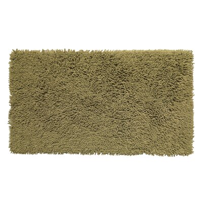 Garlan Bath Rug Color: Sage