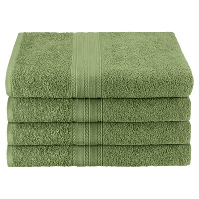 Ankara Bath Towel Color: Terrace Green