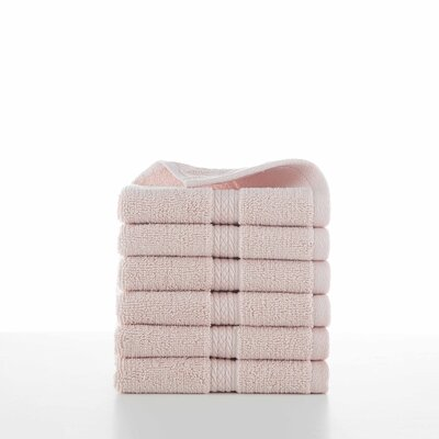 Wash Cloth Color: Pale Dogwood