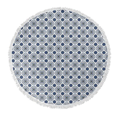 OConnor Round Beach Towel