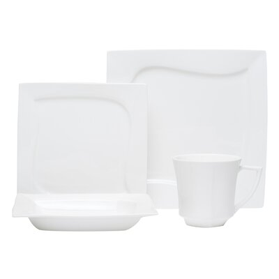 Niagara 16 Piece Dinnerware Set CW102-016