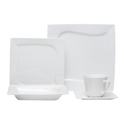 Dahlia 20 Piece Dinnerware Set MNTP1124 33765605