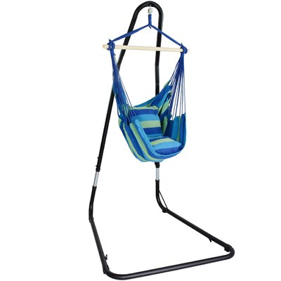 Gianna Adjustable Chair Hammock with Stand
