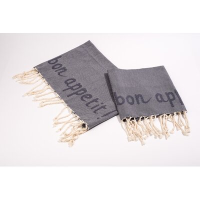 Hand Towel Color: Grey