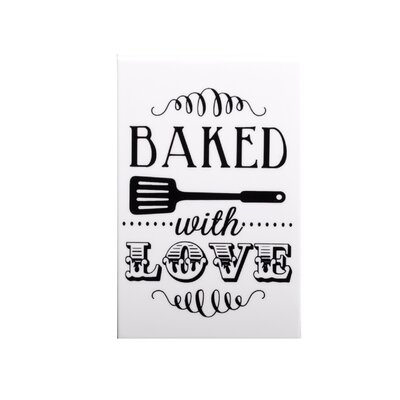 Baked With Love Socket Cover 6001029x6