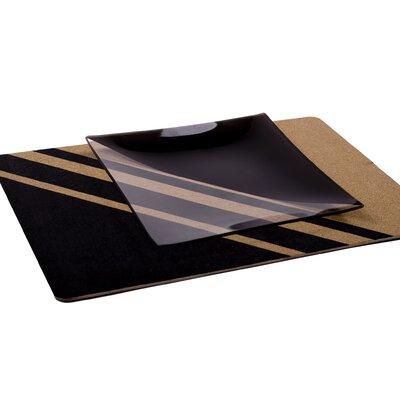Bucholz Diagonal Cork Mat 0B140EB16B9E4EEF945A571045E9F548