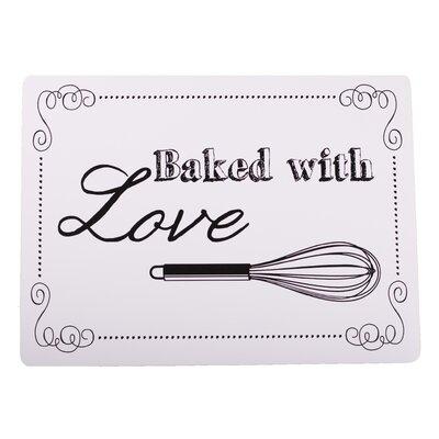Gaier Baked with Love Mat 29F08DE8533A42B5A805E2192D04E015