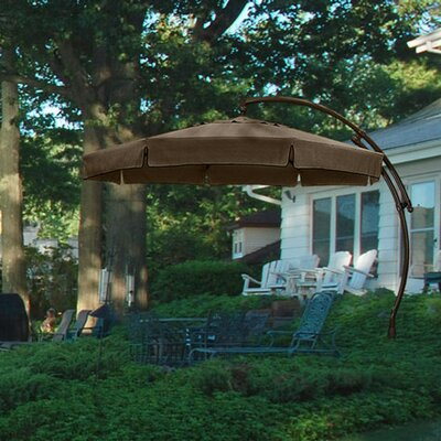 11.5 Cantilever Umbrella Fabric: Heather