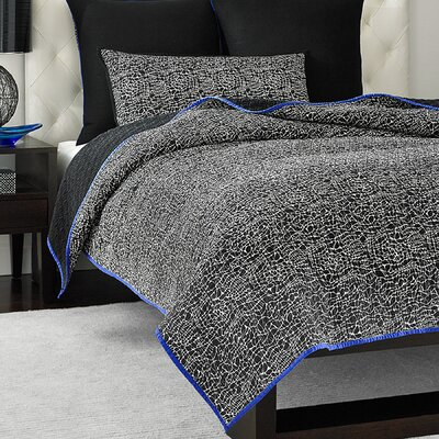 Monza Coverlet Size: King