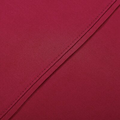 Supremely Soft 300 Thread Count 100% cotton Sheet Set Size: King, Color: Pomegranate