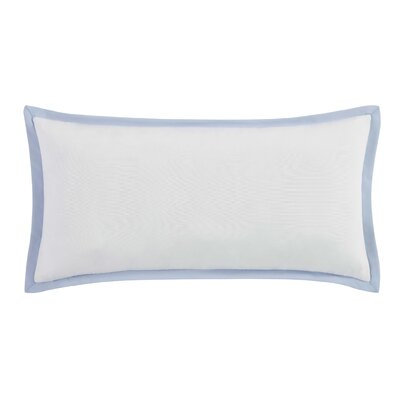 Nantucket Lumber Pillow Color: Blue