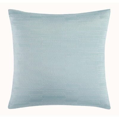 Sorrento Throw Pillow Color: Aqua