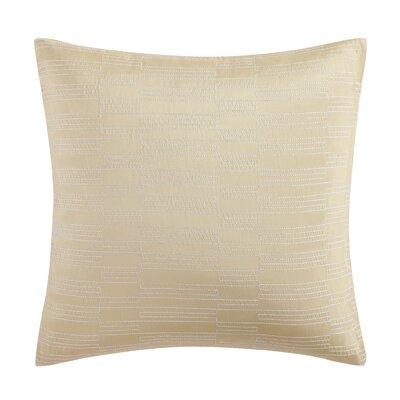 Sorrento Throw Pillow Color: Mustard