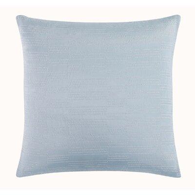 Valero Throw Pillow Color: Blue