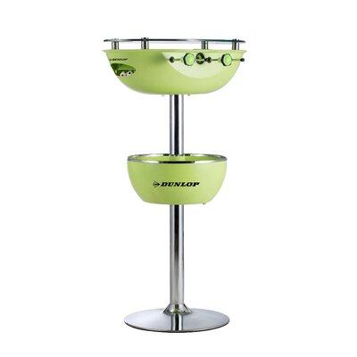 Dunlop 2 in 1 Foosball Table Color: Green DLP025GR
