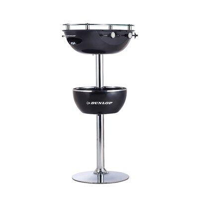 Dunlop 2 in 1 Foosball Table Color: Black DLP025BK