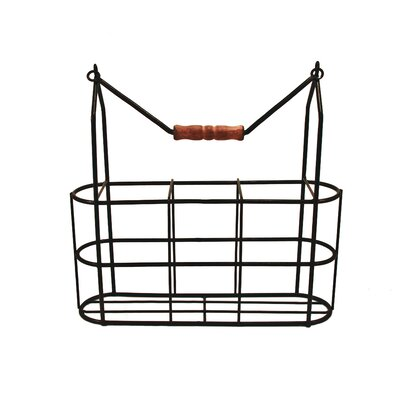 Farmhouse 3 Bottle Hanging Wine Rack
