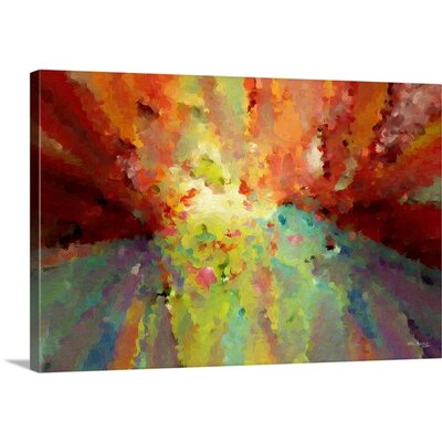 'Wind of Change' by Mark Lawrence Painting Print on Canvas 1133889_24_36x24_none