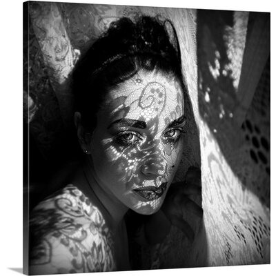 Lace by Marina Coric Photographic Print on Canvas Size: 20