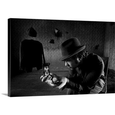 Time Waits for No One by Mario Grobenski Photographic Print on Canvas 2355293_24_30x20_none
