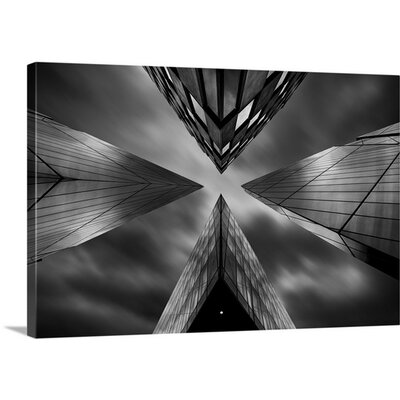 The Meeting by Martin Marcisovsky Photographic Print on Canvas Size: 16