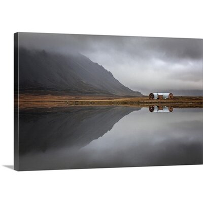 Dully Day by Bragi Ingibergsson Photographic Print on Canvas Size: 20