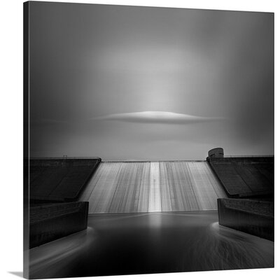 That Dam Cloud by Andrew Lee Photographic Print on Canvas Size: 24