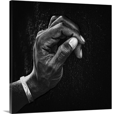The Patient Husband by Piet Flour Photographic Print on Canvas Size: 30