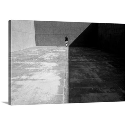 Waiting for You by Hideyasu Chiba Photographic Print on Canvas 2357109_24_24x16_none