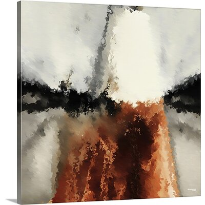 'Isaiah 53:3, Painting With Light' by Mark Lawrence Painting Print on Canvas Size: 20